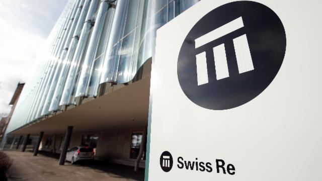 Aus dem Archiv: Schwieriges Jahr für Rückversicherer Swiss Re