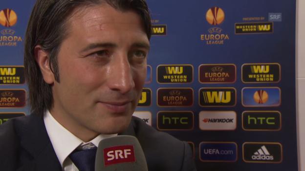 Video «Murat Yakin zum FCB-Out» abspielen