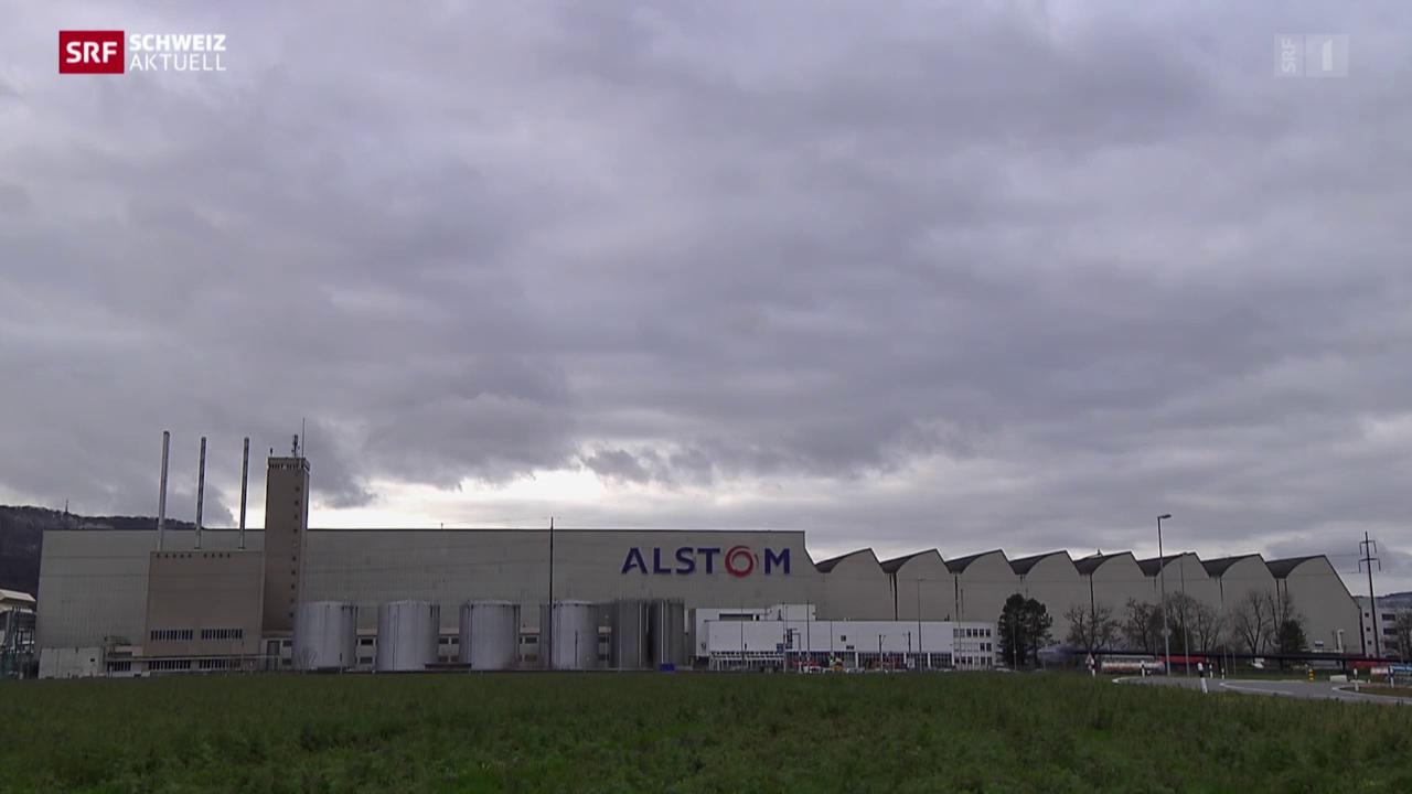 Schwerer Schlag für Alstom-Standort Birr