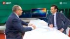 Video «SL-Analyse mit Beni Thurnheer (1. Teil)» abspielen