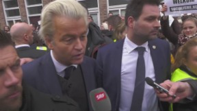 Video «Geert Wilders Superstar» abspielen
