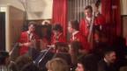 Video «Archiv: Fasnacht bim Karl Meili / Live im Restaurant Rietberg Zürich 1975» abspielen