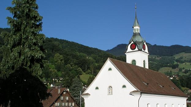 Glockengeläut der Kirche St. Johannes, Walchwil