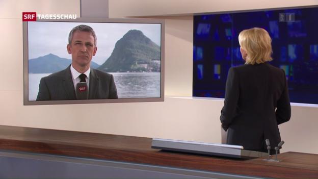 Video «Christoph Nufer: Bei den Anschlüssen ans Ausland hapert es» abspielen