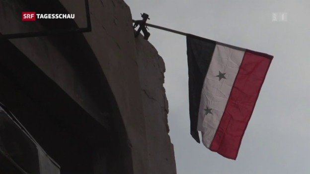 Video «Tagesschau vom 12.04.2018, 19:30» abspielen