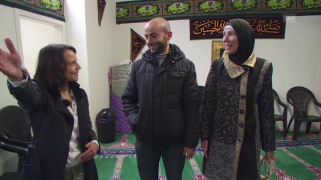 Video «Mona Vetsch an der Lindenstrasse: Kaleidoskop der Kulturen» abspielen