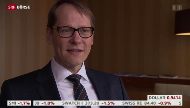 Video «SRF Börse vom 29.05.2015» abspielen