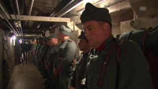 Video «Alpenfestung – Leben im Réduit (2/5)» abspielen
