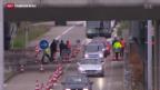 Video «Schweiz reagiert mit schärferen Grenzkontrollen» abspielen