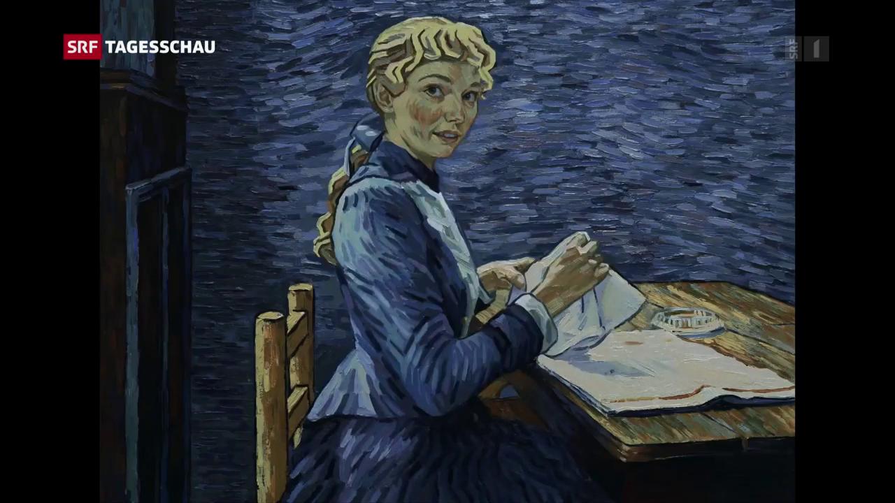 Van-Gogh-Trickfilm an Fantoche