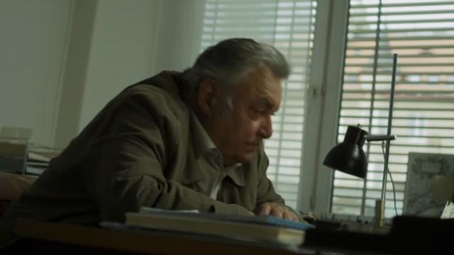 Mathias Gnädinger in «Silberkiesel - Hunkeler tritt ab» (Ausschnitt)