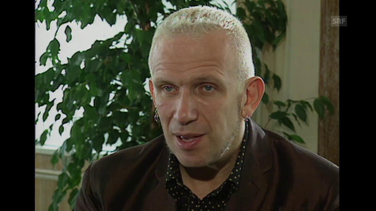 Jean-Paul Gaultier über «Das fünfte Element»