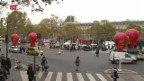 Video «Schwach besuchte Demos gegen Macrons Reformen» abspielen