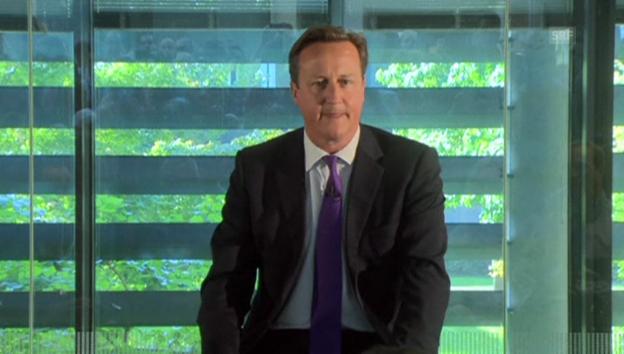Video «Cameron wirbt um Schottland» abspielen