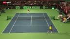Video «Davis Cup: Chiudinelli - Campozano» abspielen