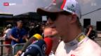 Video «Formel 1: Qualifying zum GP Ungarn» abspielen