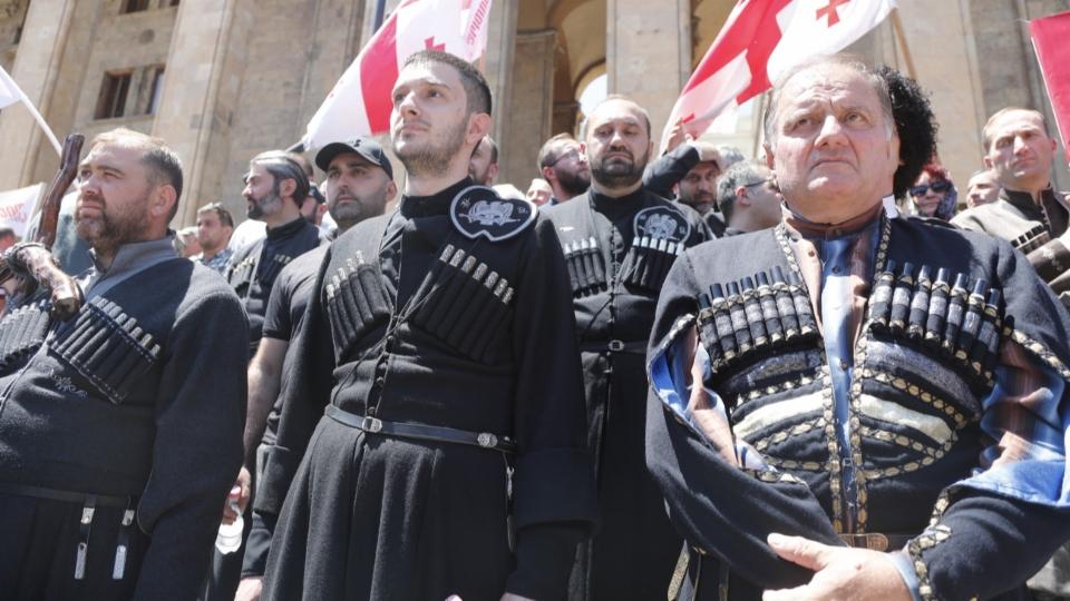 Gewaltexzesse in Georgien wegen «Pride»-Veranstaltung