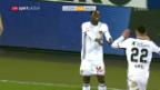 Video «Lang führt Basel zum Sieg in Luzern» abspielen