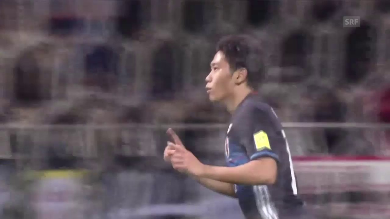 Sehenwerte Tore in der Asien-Qualifikation (sntv)