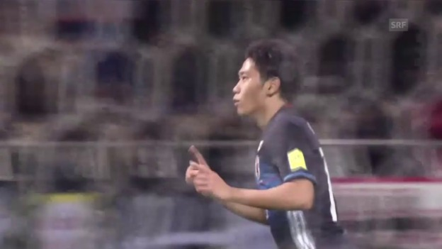 Video «Sehenwerte Tore in der Asien-Qualifikation (sntv)» abspielen