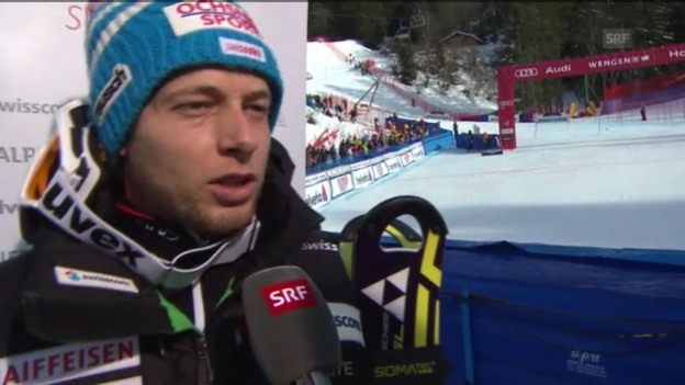 Video «Ski alpin: Interview Gini «sportlive»)» abspielen