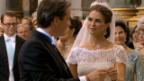 Video «Prinzessin Madeleine in freudiger Erwartung» abspielen