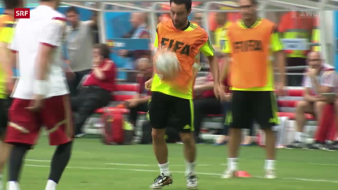 Vorschau auf das Schlagerspiel Spanien - Niederlande