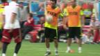 Video «Vorschau auf das Schlagerspiel Spanien - Niederlande» abspielen