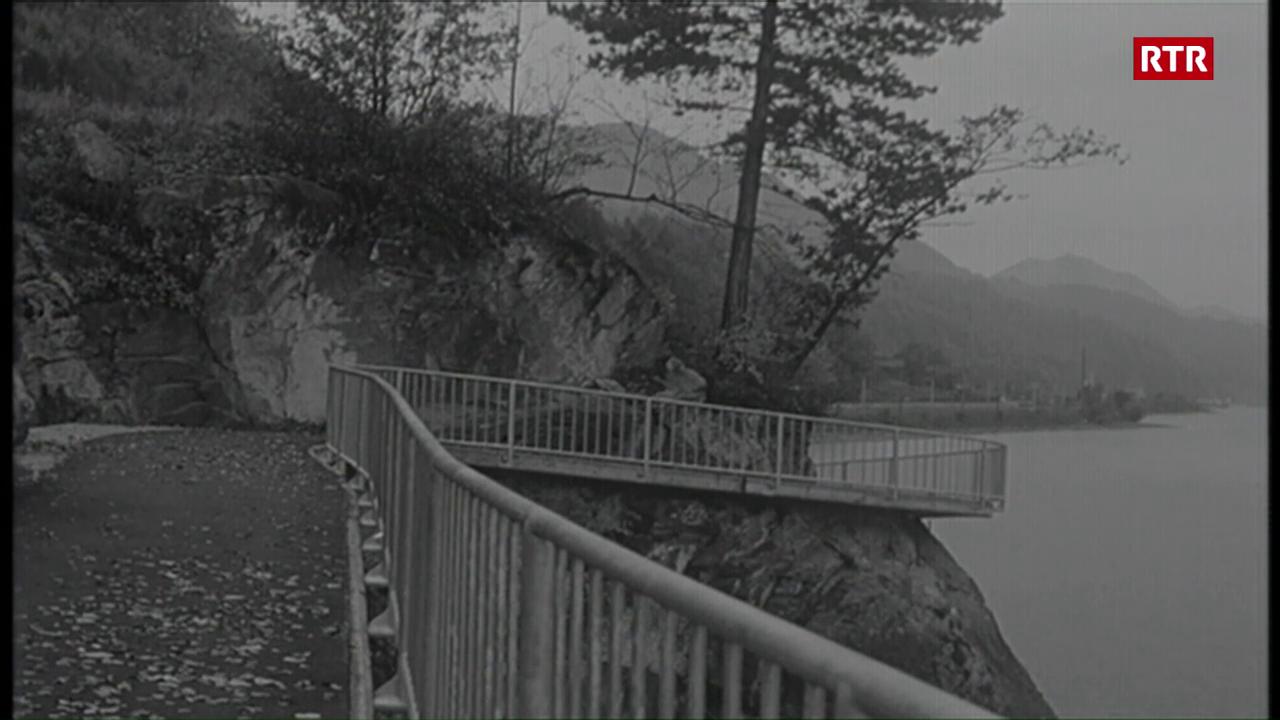 Via da spassegiar al Lai Rivaun - Antenne dals 31-10-1969