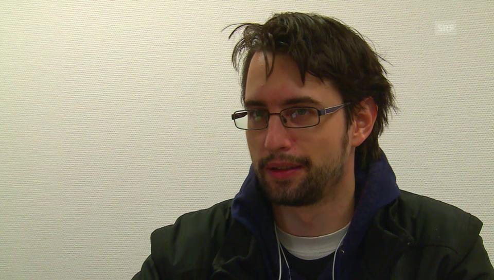 Clemens J. Setz über seinen ersten Satz