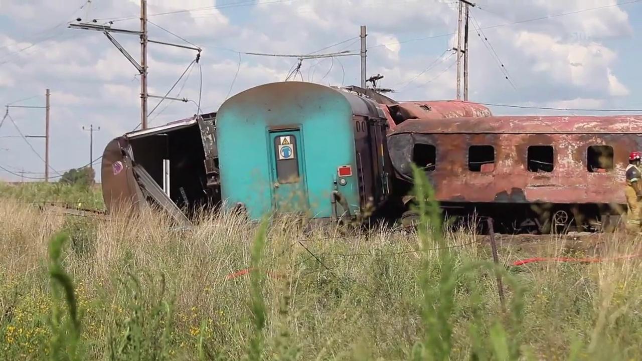 Mehrere Tote und Verletzte bei Zugunglück in Südafrika