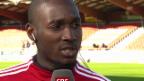 Video «Fussball: Interview mit Giovanni Sio» abspielen