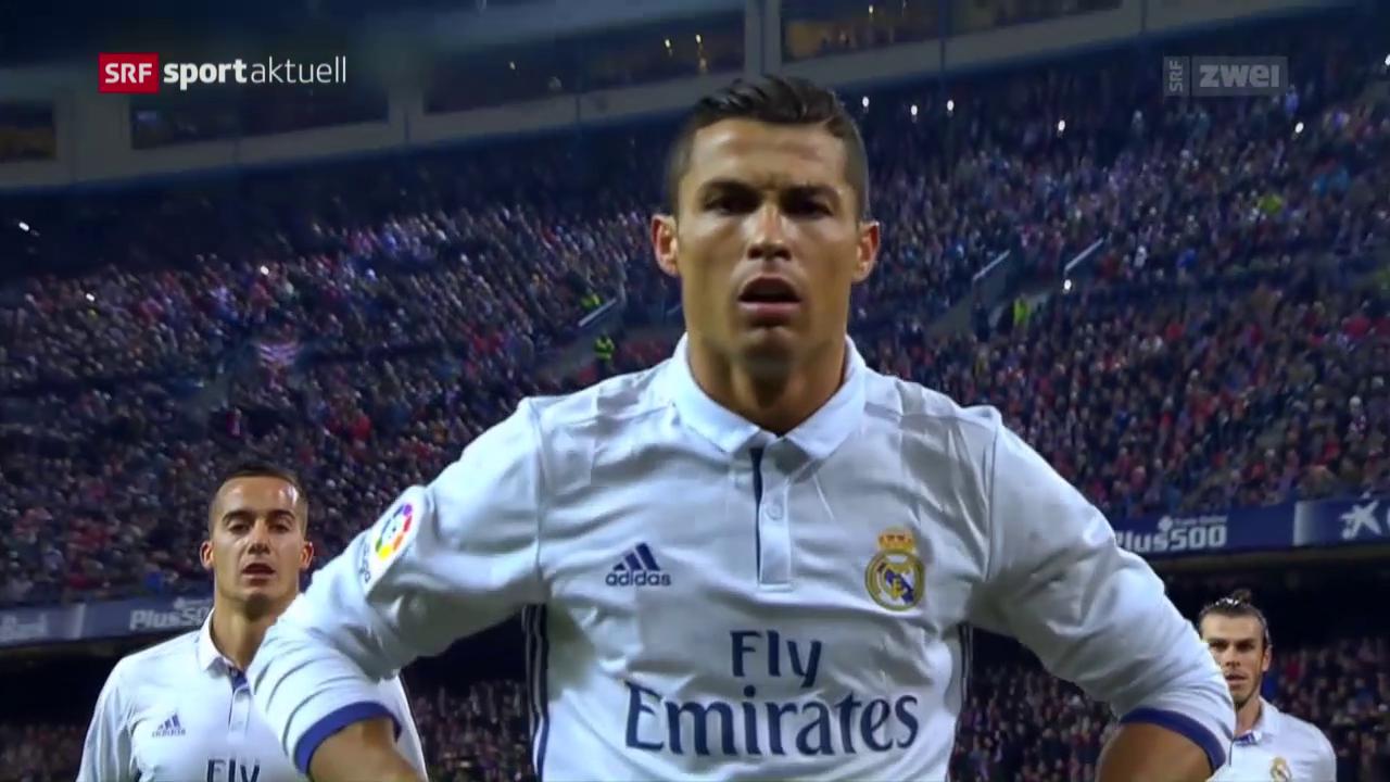 Das fantastische Jahr von Cristiano Ronaldo