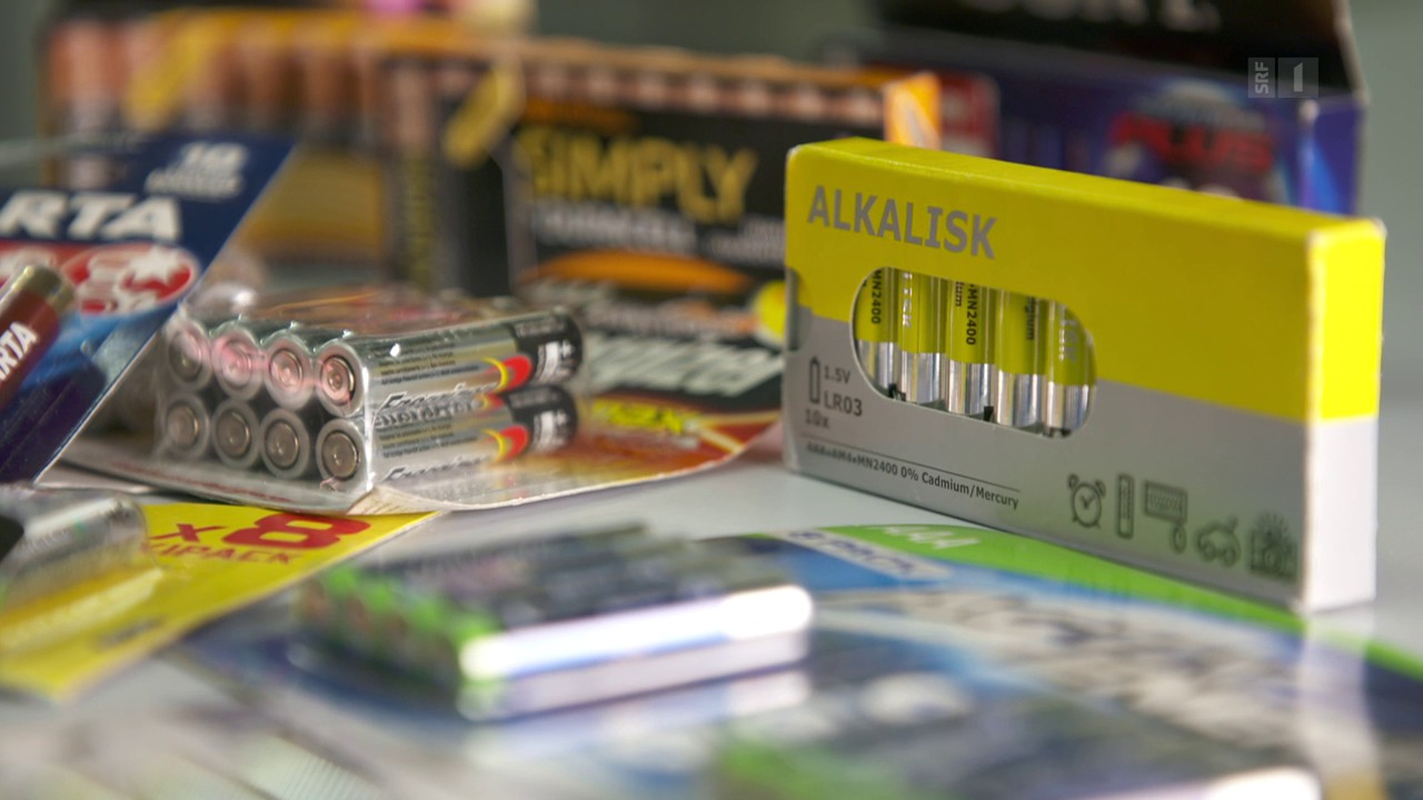 AAA-Batterien im Test: Wer klug einkauft, kann viel sparen