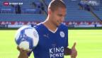 Video «Inler wechselt zu Leicester City» abspielen