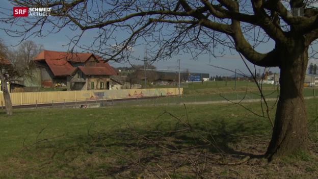 Video «Standort der BLS-Werkstätte bleibt» abspielen