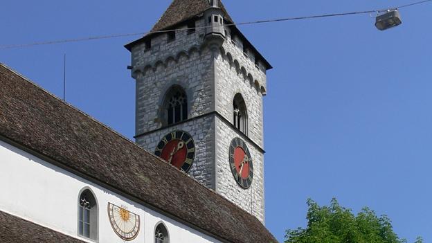 Glockengeläut der Stadtkirche St. Johann, Schaffhausen