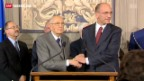 Video «Letta bildet Regierung» abspielen