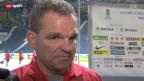 Video «Eishockey-WM: Die Schweiz vor dem Spiel gegen Kanada» abspielen