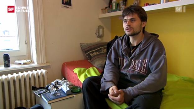 Video «Jugendliche Obdachlose Beitrag» abspielen