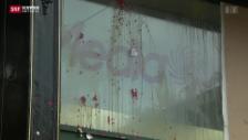 Video «Ausschreitungen in Bern» abspielen