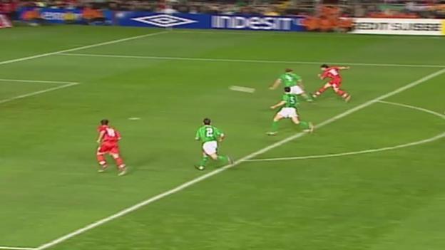 Video «Dublin 2002: Ein überraschender Sieg für die Schweiz» abspielen