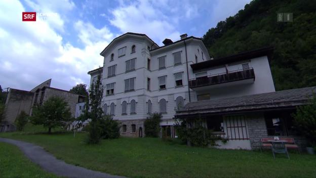 Video «Schweiz aktuell vom 04.09.2017» abspielen