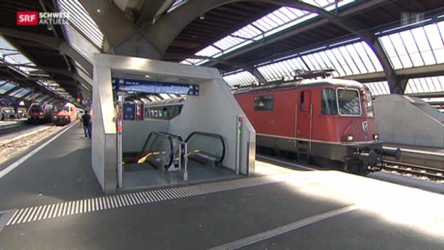 Video «Schweiz aktuell vom 02.08.2013» abspielen