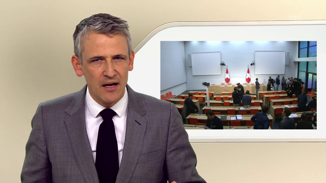 Christoph Nufer: «Die Informationen waren dünn»