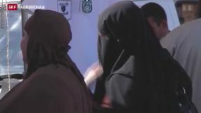 Video «Strassburg bestätigt Burka-Verbot» abspielen