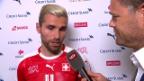 Video «Valon Behrami: «Meine Probleme waren dem Kunstrasen geschuldet»» abspielen