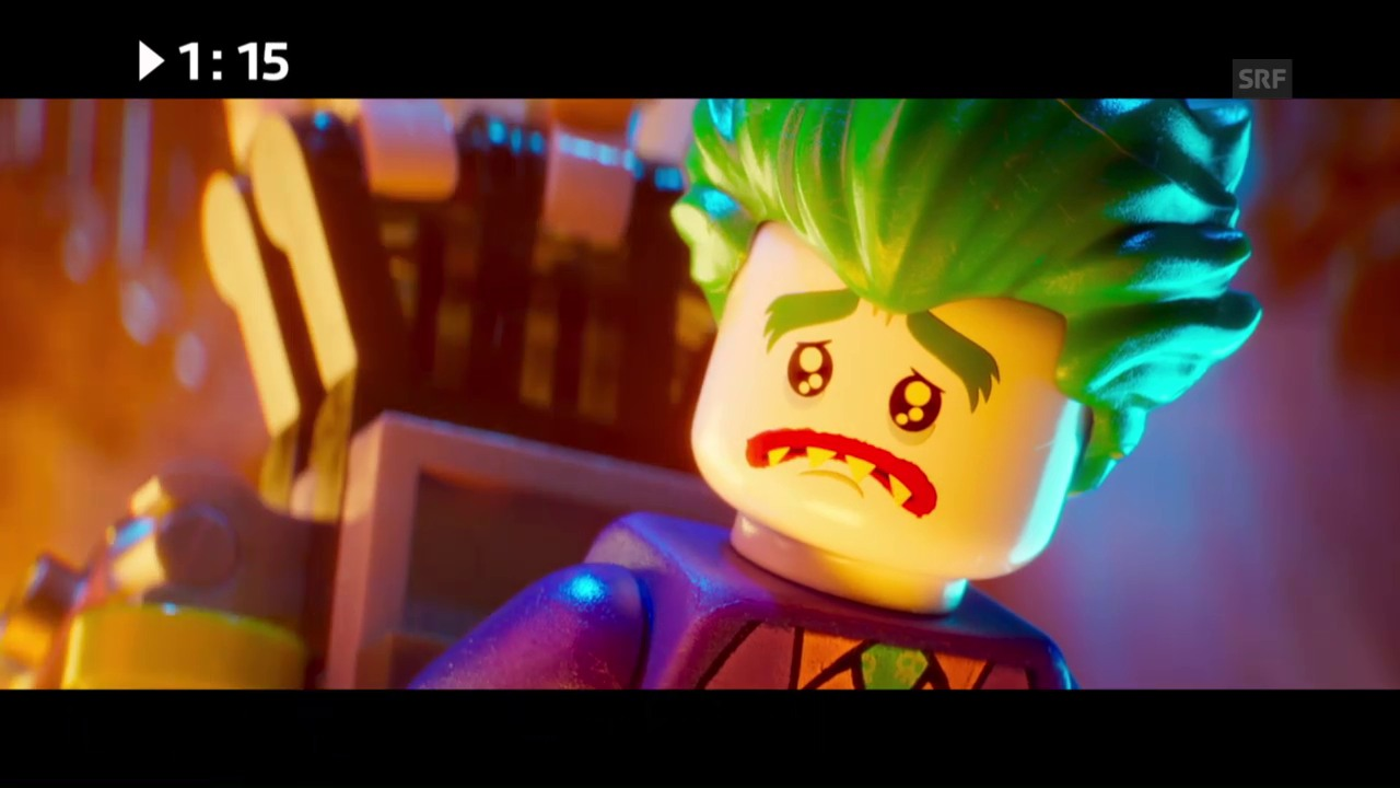 Filmstart diese Woche: «The LEGO Batman Movie»