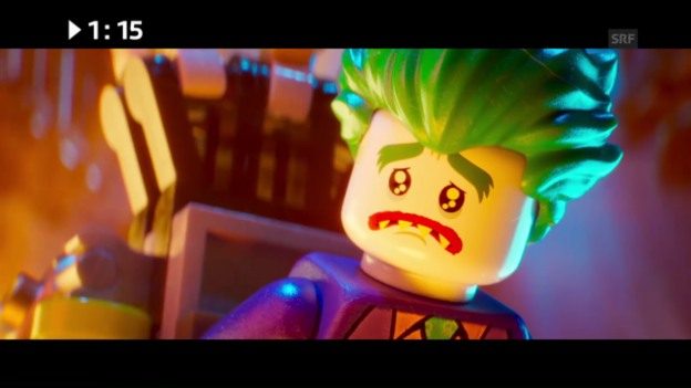 Video «Filmstart diese Woche: «The LEGO Batman Movie»» abspielen