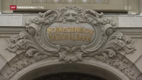 Video «SNB Rekordgewinn» abspielen